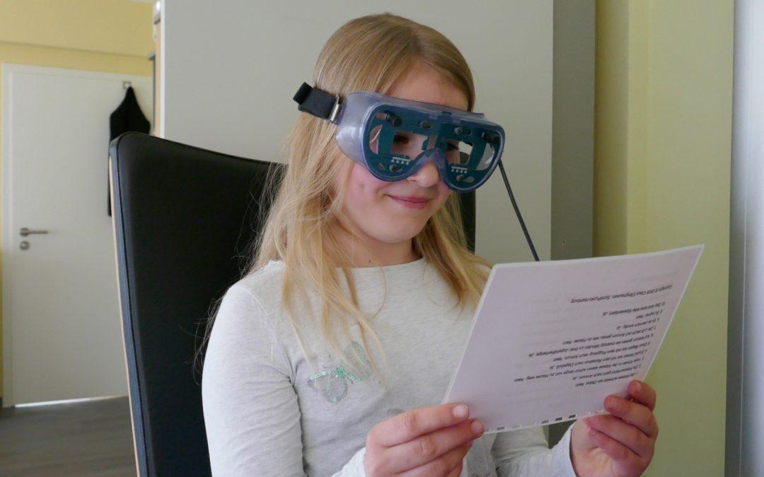 Lern-Lese-Probleme ein Fallbeispiel